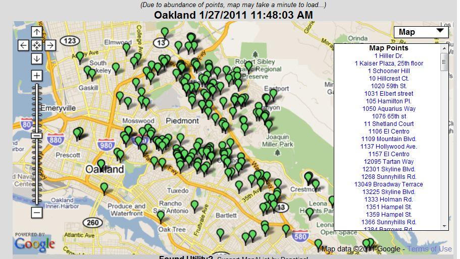 Oakland Foundation Repair Jobs